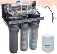 Обратный осмос Atlas Filtri Oasis DP Sanic PUMP-UV с минерализатором, УФ лампой и насосом
