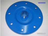 Фланец для гидроаккумулятора Zilmet 500-750-1000 л нижний (нержавеющий штуцер)