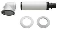 Коаксиальный горизонтальный комплект Bosch AZB 916