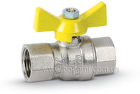 """Кран газовый шаровый Bonomi Missouri ВВ 1/2"""""""