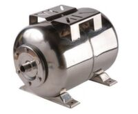 Гидроаккумулятор Cristal 50 л из нержавеющей стали