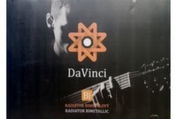 Радиатор биметаллический DaVinchi 500/100