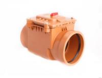 Обратный клапан канализационный Capricorn ABS d160