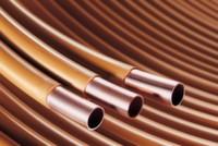 Медная труба мягкая для теплого пола KME Cuprotherm d12x0,7 мм