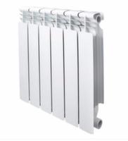 Биметаллический радиатор Santerra Deep 500/96