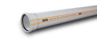 Труба канализационная ПВХ Firat Ø50х150 мм