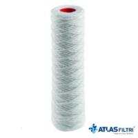 """Картридж из полипропиленовой нитки Atlas Filtri FA HOT 10"""" SX 1 mcr 80°C"""