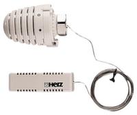Термостатическая головка Herz - Design с выносным датчиком