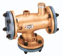 Смеситель-термостат фланцевый Caleffi DN65 36°С - 53°С
