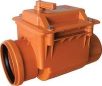 Обратный клапан канализационный Redi d110