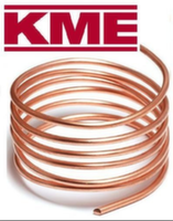 Труба медная мягкая KME Sanco 15x1 мм