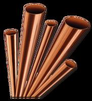 Труба медная жесткая KME Sanco 76,1x2 мм