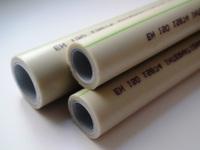 Труба полипропиленовая незачистная армированная A-plast d32 x 5,4 мм
