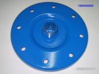 Фланец для гидроаккумулятора Zilmet 500-750-1000 л нержавеющий нижний