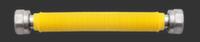 """Газовый шланг переменной длинны Parigi Sim-G DN20 3/4""""x3/4"""" ВВ 30-60 см"""