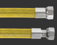 """Газовый шланг Parigi Supergas DN12 1/2""""x1/2"""" ВВ 75 см"""