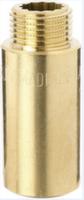 """Удлинитель латунный Pattaroni 3/8"""" x 10 мм"""