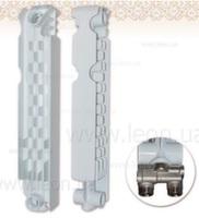 Секция алюминиевого радиатора Nova Florida ExtraTherm Serir S5 500/100 правая с нижним подключением
