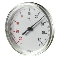 Термометр фронтальный Cewal d63 -30÷50°С 5 см