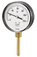 Термометр вертикальный Cewal d63 0÷60°С 5 см