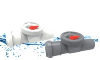 Обратный клапан канализационный Redi d50