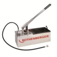 Насос опрессовочный ручной Rothenberger RP 50-S INOX