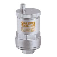 """Воздухоотводчик автоматический Caleffi Solar 1/2"""" с увеличенными техническими характеристиками, 10 бар"""