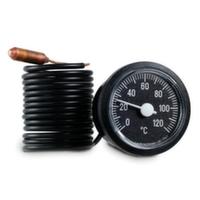 Термометр капилярный Cewal d37 0÷120°С L=1500 мм