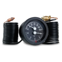 """Термоманометр капилярный Cewal TI 52 P d52 1/4"""" 0÷120°С 4 бар L=1500 мм"""