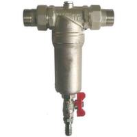 """Фильтр самопромывной Tiemme для горячей воды 1/2"""" РН 100 мкр (3130038)"""
