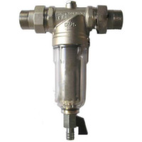 """Фильтр самопромывной Tiemme для холодной воды 1"""" РН 100 мкр (3130044)"""