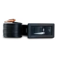 Термометр капилярный прямоугольный Cewal 58x25 мм 0÷120°С L=1500 мм