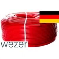 Труба для теплого пола Wezer d16 x 2,0 с кислородным барьером