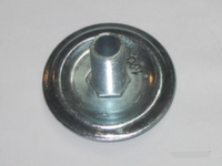Фланец для гидроаккумулятора Zilmet 500-750-1000 л нержавеющий верхний
